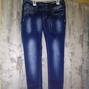 Denim Light Wash Jeans